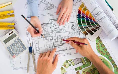 KONUS d.o.o., Arhitekti, arhitektura
