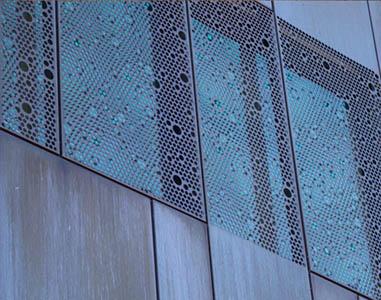 M.I. HRŠAK d.o.o., Metalne fasade, paneli