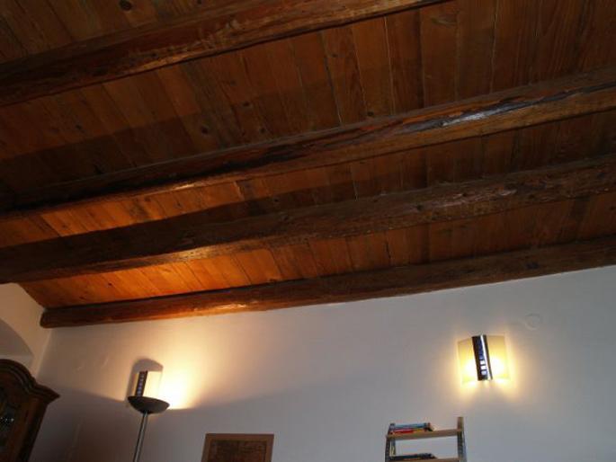 Obnova drvenog stropa u kući