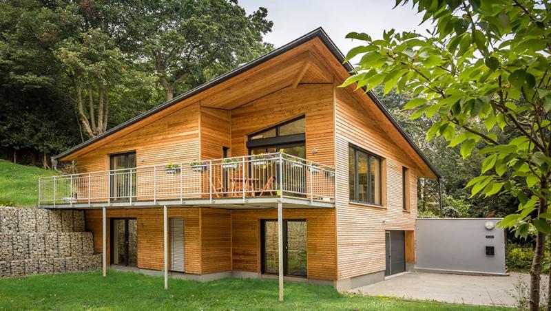 Drvene fasade, dodir modernosti i tradicija