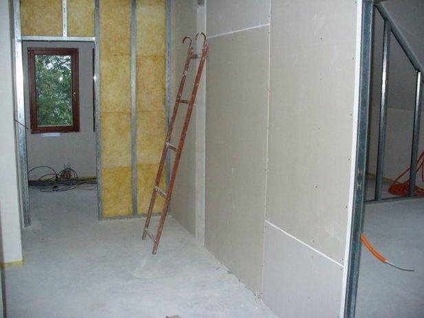 Mogućnosti pregradnog zida od Knauf ploča