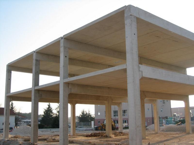 Montažna betonska gradnja