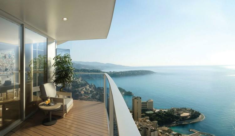 Dizajnerski balkon