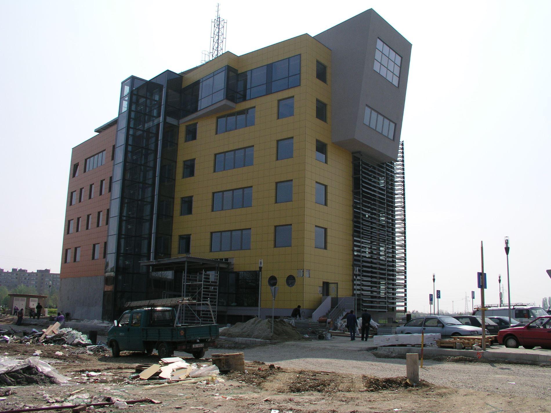 Poslovna građevina