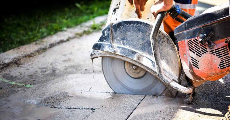 Bušenje i rezanje betona