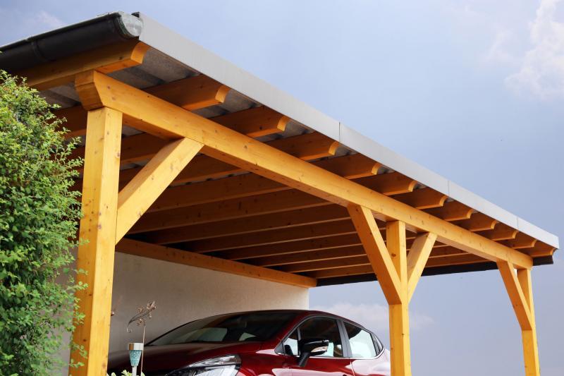 Drvene nadstrešnice – sve što morate znati