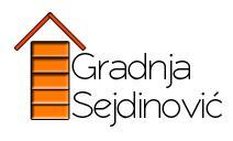 GRADNJA, vl. Miralim Sejdinović