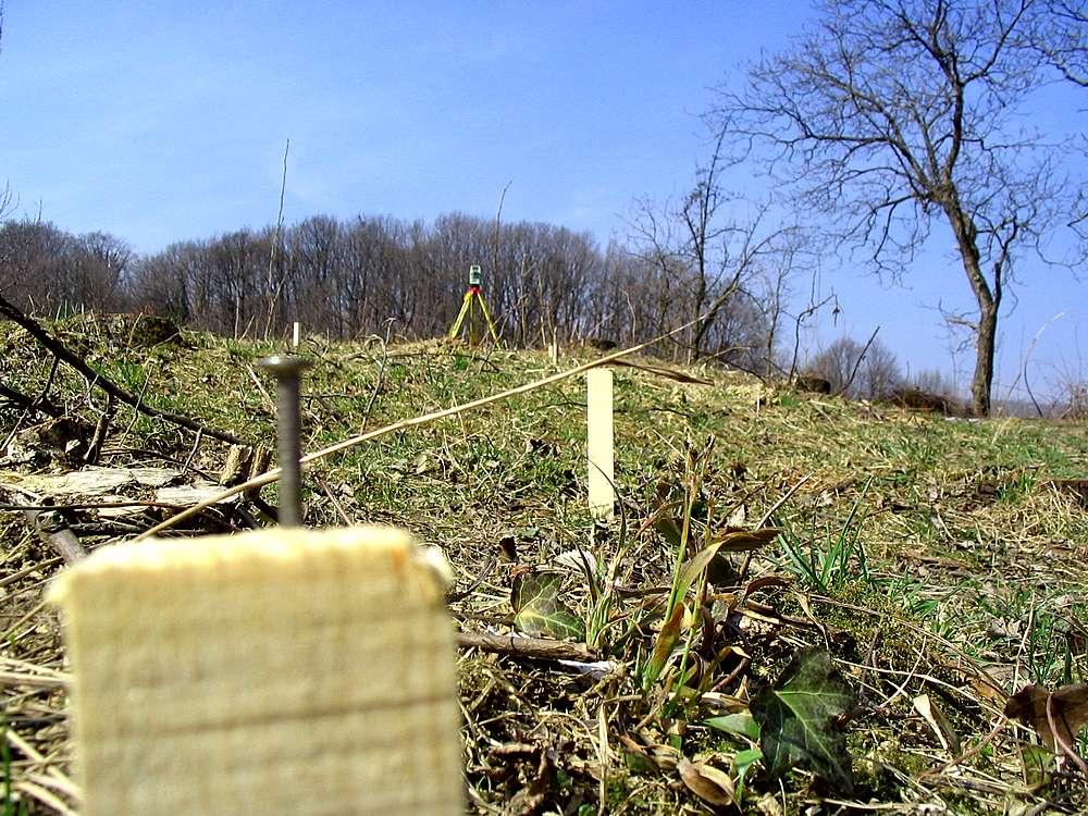 Geodetske izmjere zemljišta