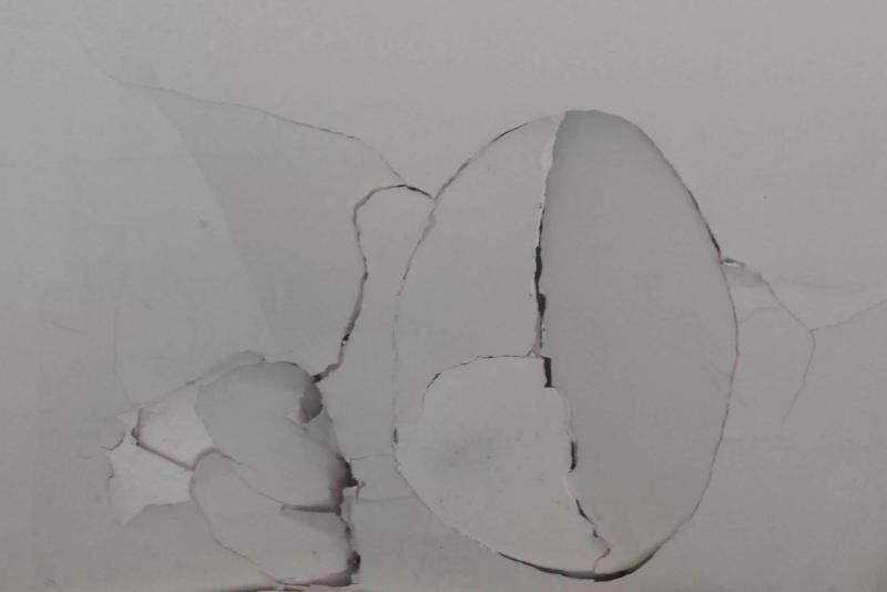 Popravljanje rupa i nepravilnosti u zidu