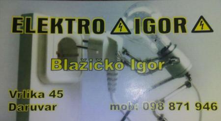ELEKTRO IGOR j.d.o.o.