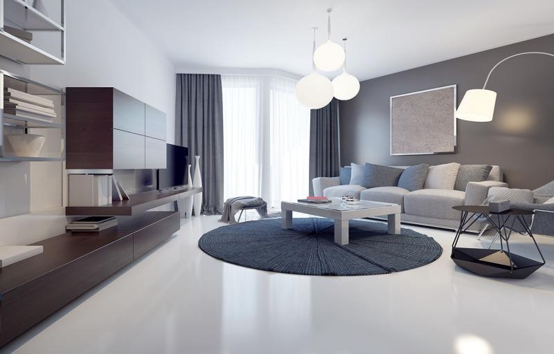 Dekorativni beton: cijena za štokovani, prani, polirani i brušeni beton