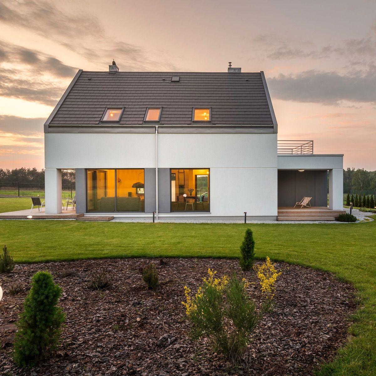 Moderna kuća, moderna arhitektura