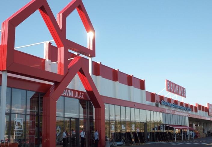 Trgovački centar Bauhaus