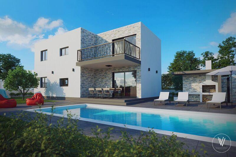 Moderna vila za odmor