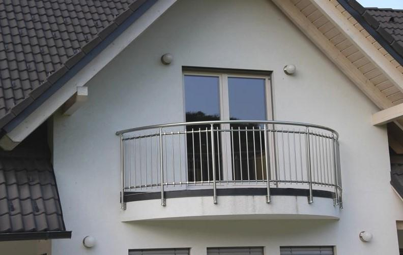 Inox ograde možemo koristiti na balkonima i terasama